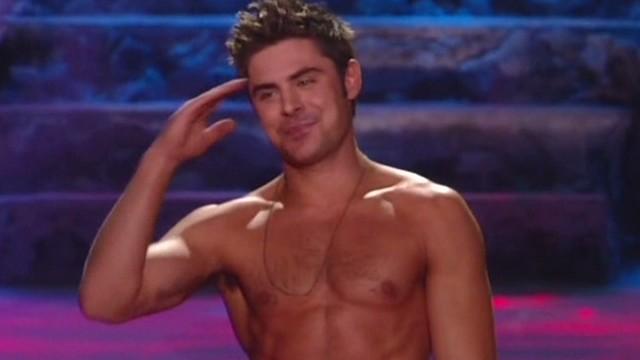 mxp Zac Efron shirtless MTV movie awards_00005024.jpg