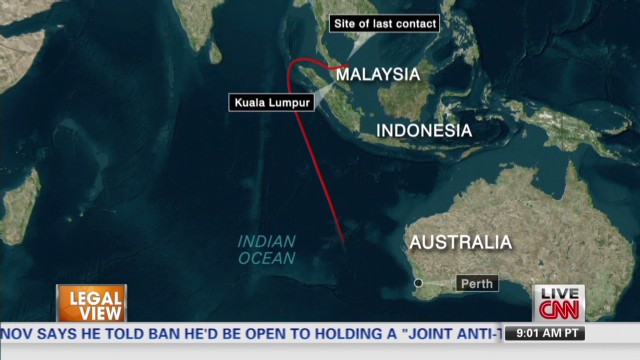 Official: MH370 co-pilot's phone was on
