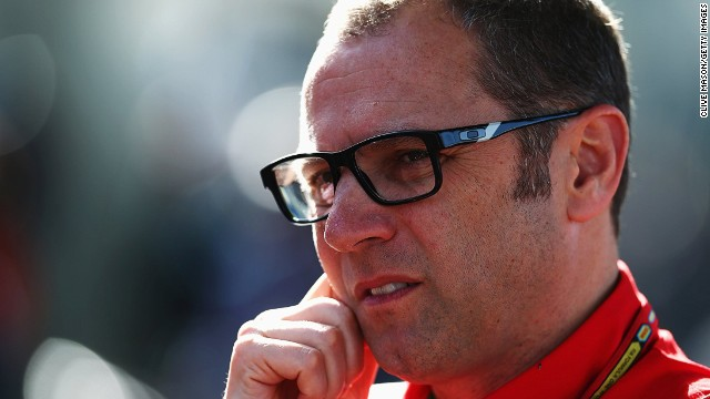 Stefano Domenicali has stepped down as Ferrari F1 team principal after an inauspicious start to the 2014 season.