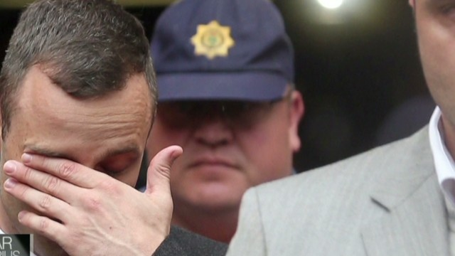 Pistorius: 'Not sure' who is to blame