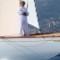 Rafael Nadal sailing