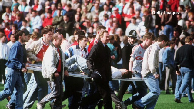 Hillsborough survivor: 'It was like a war scene'
