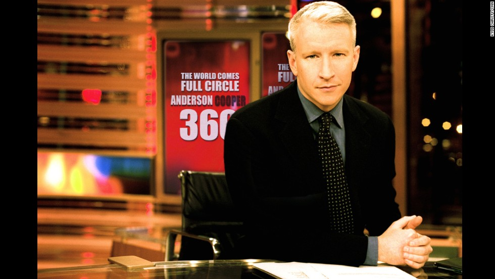 "CNN's Anderson Cooper had numerous summer jobs and internships as a college student, including <a href=""http://www.cnn.com/CNN/Programs/anderson.cooper.360/blog/2006/09/my-summer-job-nearly-20-years-ago.html"">a stint in 1986 at the CIA headquarters</a> in Langley, Virginia. He worked  at school television network Channel One News and ABC News before joining CNN. In 2003 he became anchor of ""Anderson Cooper 360°."""