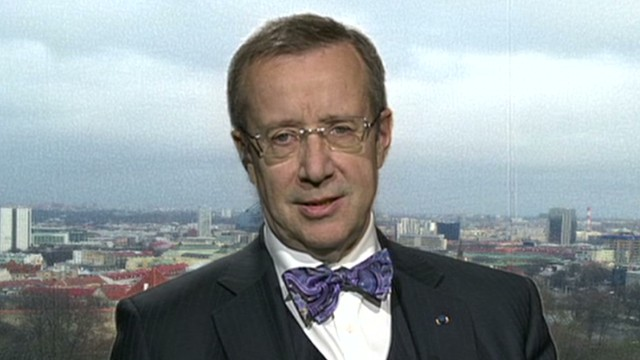Estonia calls for 'physical' deterrence