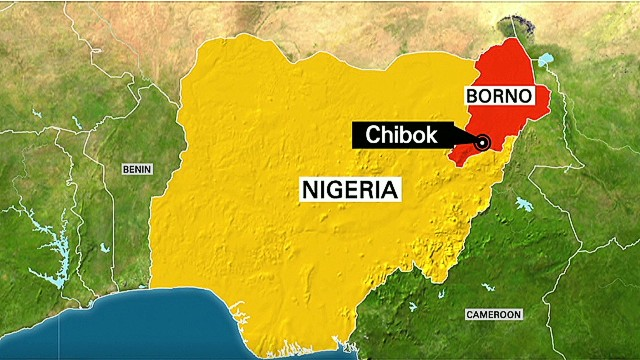 Nigerian officials: 200 girls abducted
