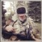 Ukraine masked gunman Scenes from the field