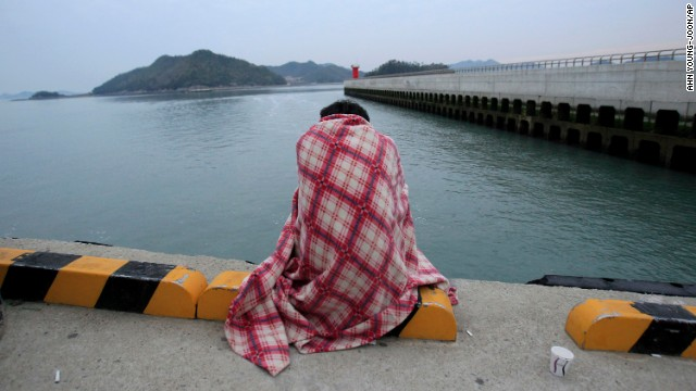 South Korean ferry captain: 'I am sorry'