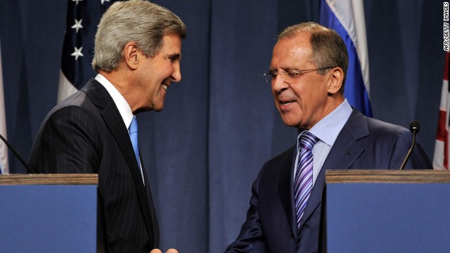 A look at the Kerry, Lavrov relationship
