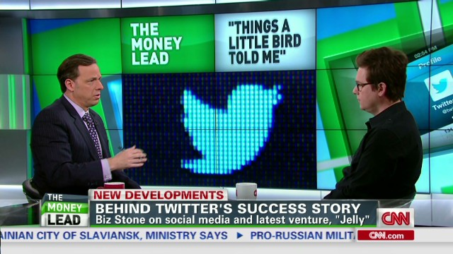 Behind Twitter's success story