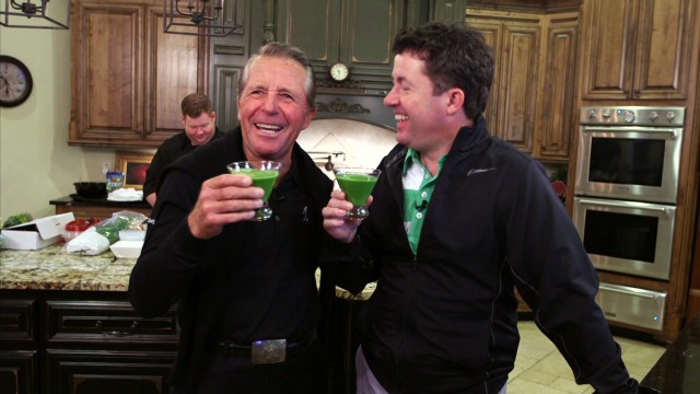Gary Player on the Masters