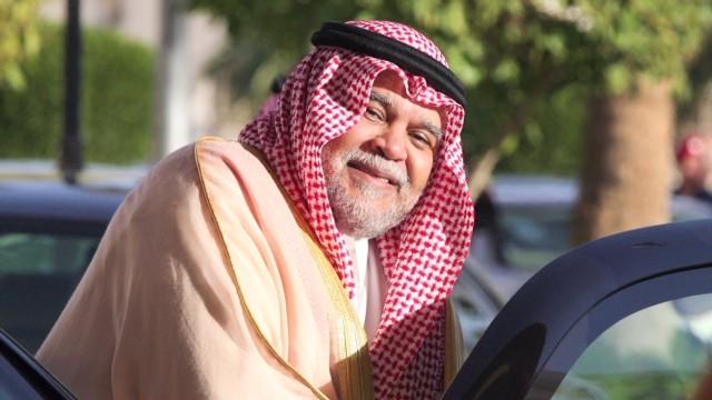 Prince Bandar quits Saudi intelligence