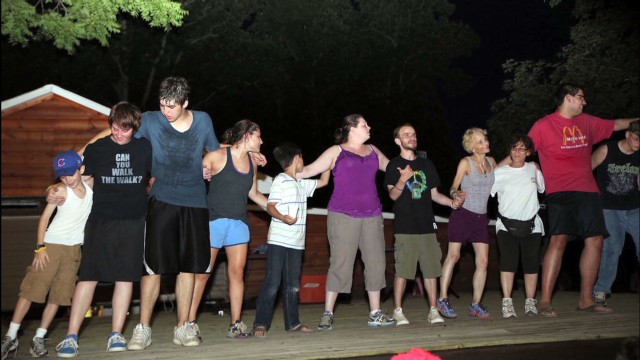 Autistic kids find acceptance at camp
