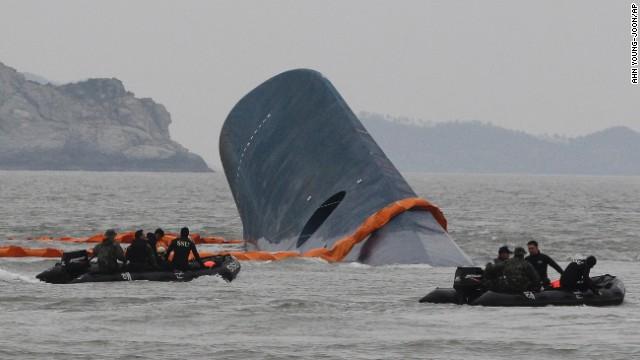 Expert: S. Korea waterway requires skill