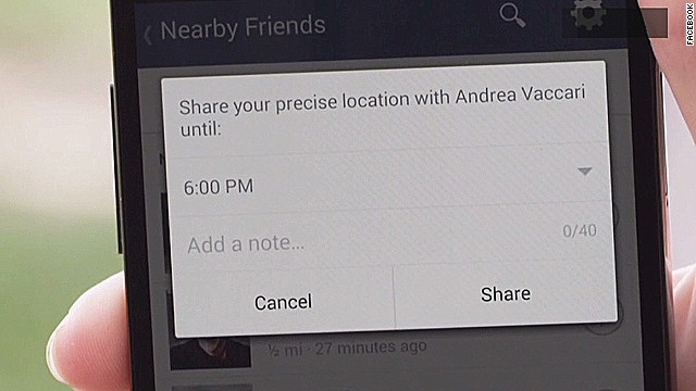New Facebook tool finds your friends