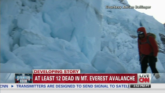 Deadliest day on Mount Everest