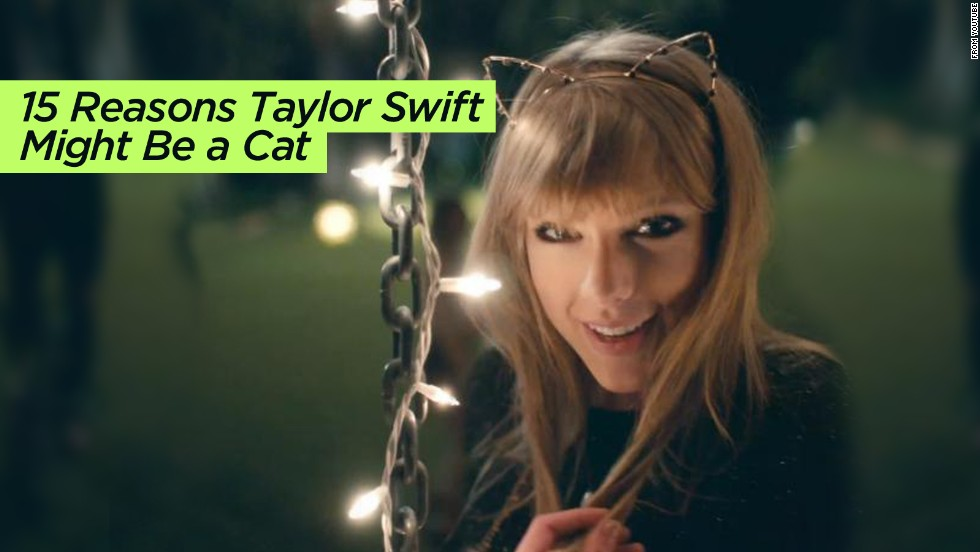 "The Internet loves lists -- the quirkier and clickier, the better. Here's a sampling of some notable ones, starting with <a href=""http://www.buzzfeed.com/rooftopreport/15-reasons-taylor-swift-might-be-a-cat-ame5"" target=""_blank"">this Taylor Swift gem</a> published last year by BuzzFeed."