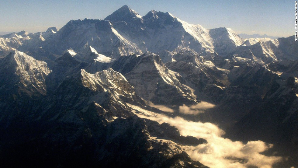 The journey to the summit of Mount Everest is a challenge that an increasing number have taken on since the summit was first reached in in 1953 by Sir Edmund Hillary and Tenzing Norgay. Until the late 1970s, only a handful of climbers per year reached the top of the world's tallest mountain, but by 2012 that number rose to more than 500.