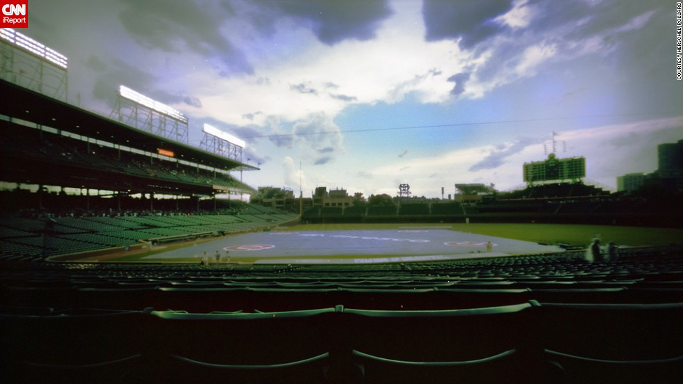 "<a href=""http://ireport.cnn.com/docs/DOC-1121996"">Herschel Pollard</a> and his friend do an annual baseball trip around the country. They visited Wrigley Field in 2012. He says it was well worth the 8-hour drive from Nashville to Chicago."