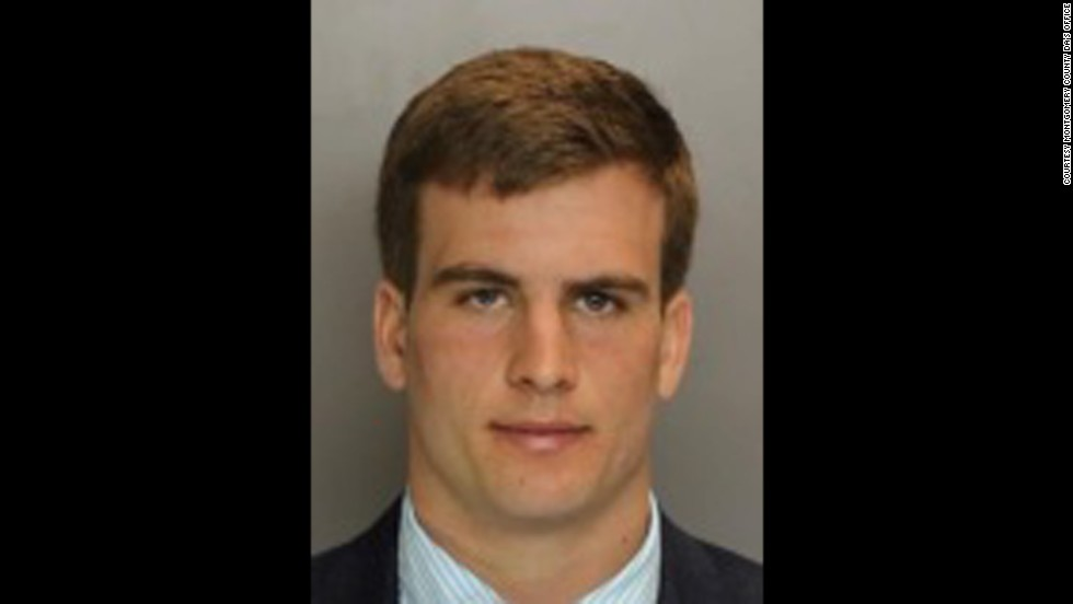 Two Pennsylvania men have been charged with widespread drug distribution. Timothy C. Brooks, 18, shown here, and Neil Scott allegedly sold cocaine, marijuana, hash oil and ecstasy at several Philadelphia-area high schools and colleges. At least eight students were employed by the pair, including two minors, according to the Montgomery County district attorney's office.