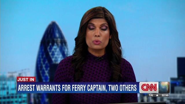 Ferry survivors honor lost classmates