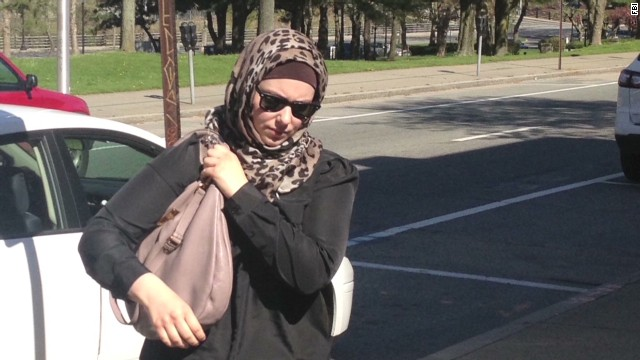 Boston bomber's widow lives like ghost