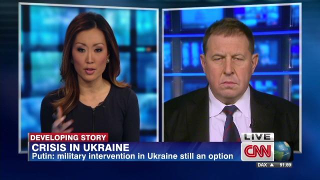 Russia's Ukraine strategy
