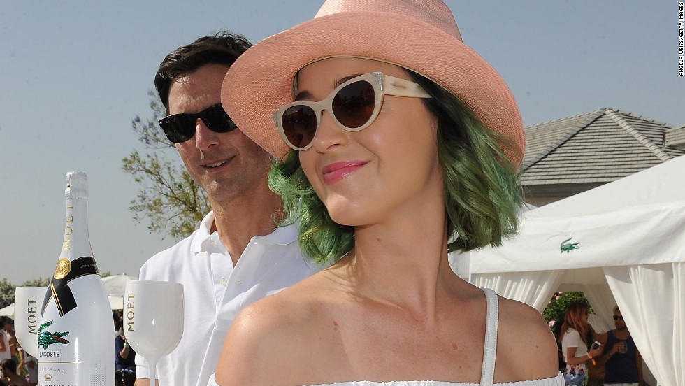 No. 3: Singer Katy Perry