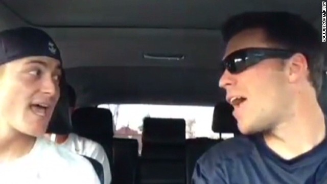 Navy 'bros' nail 'Frozen' song lip-sync