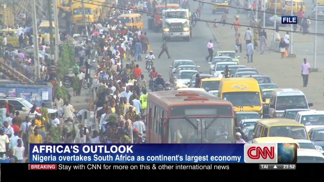 Africa's economic outlook