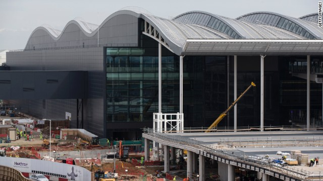 New Heathrow terminal to open in June