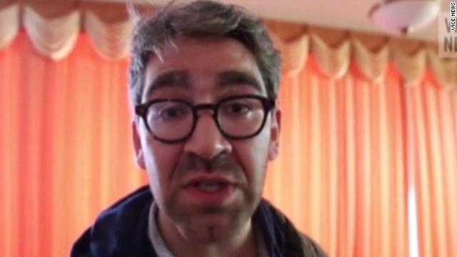 Mayor: VICE reporter detained in Ukraine
