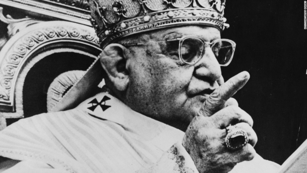 "Appointed Pope in 1958, following the death of Pius XII, he had been expected to serve as an ""interim"" pontiff, but quickly proved very popular around the world."