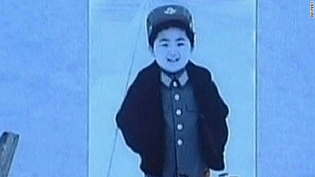 Kim Jong Un baby photos revealed