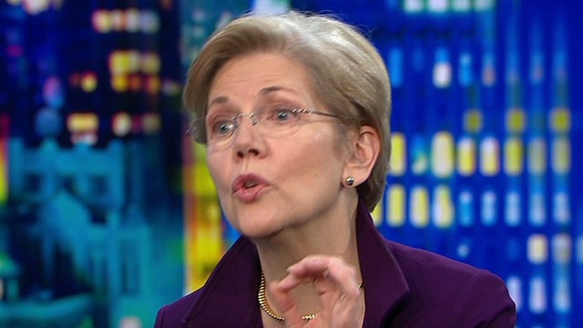 Sen. Elizabeth Warren: The game is rigged