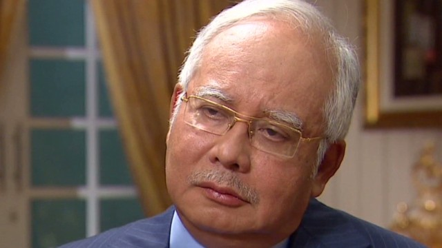 Malaysian PM: MH370 not deemed hostile