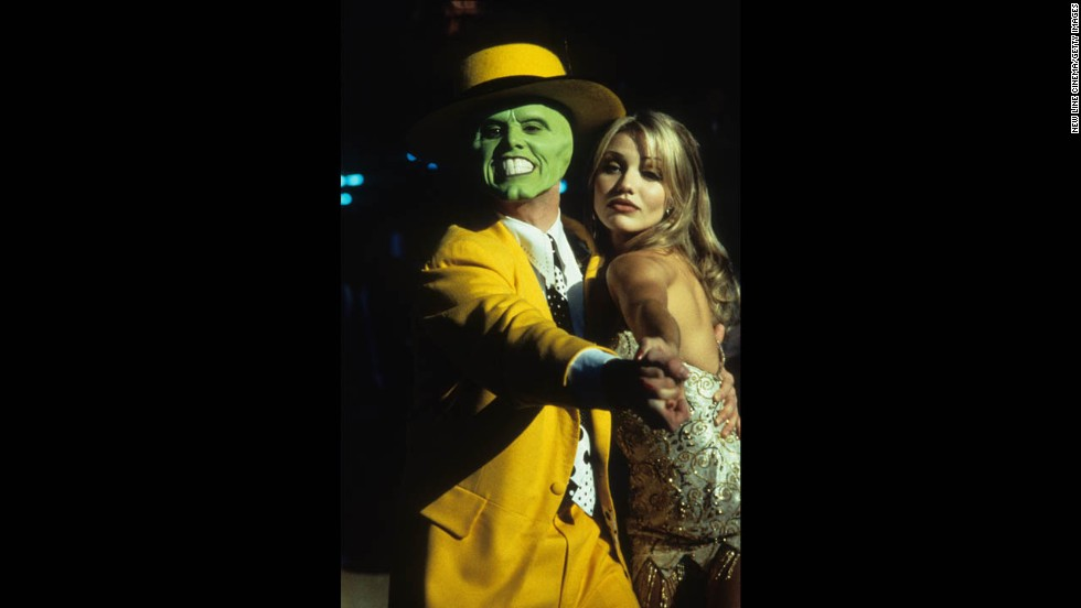"Her movie career, however, all starts with 1994's ""The Mask,"" a.k.a. Diaz's breakout role. The former model didn't have any acting background when she starred alongside Jim Carrey in the successful comedy."