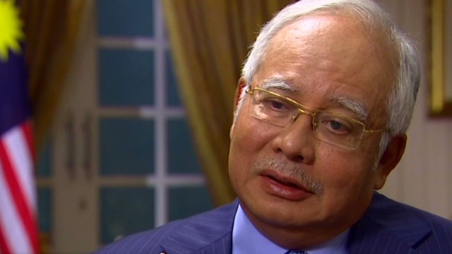 Malaysian P.M.: All we have are pings