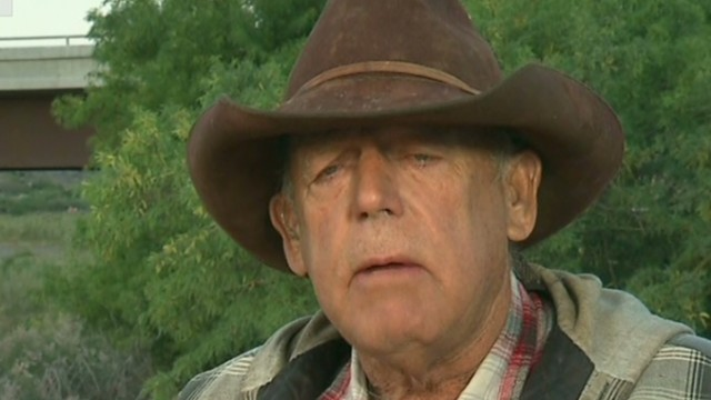 Cliven Bundy: I'm not a racist