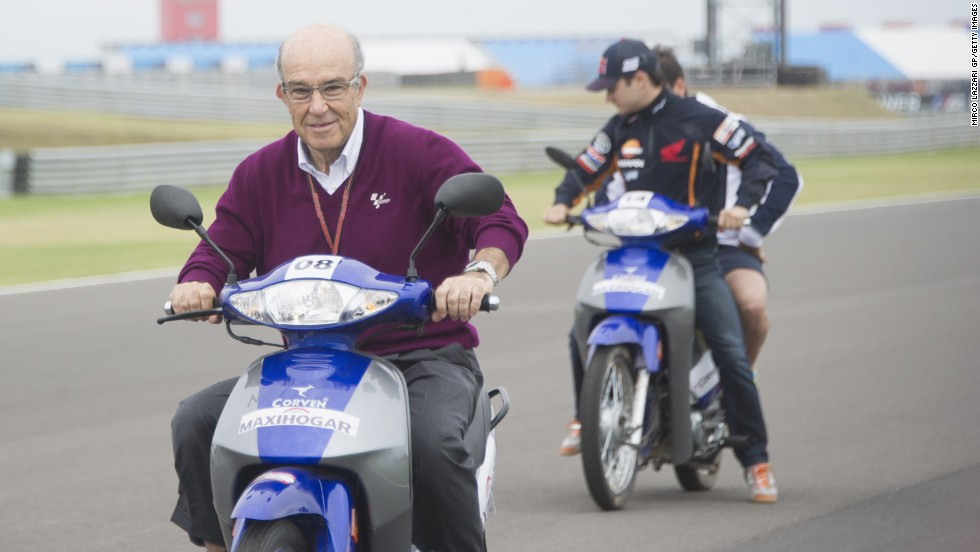 Dorna is the company which owns the commercials rights to MotoGP. Its CEO Carmelo Ezpeleta is looking forward to seeing the sport return to Argentina at the redesigned and redeveloped Autodromo Termas de Rio Hondo.
