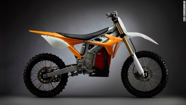 The U.S. military's building a stealth bike with an electric battery, capable of silent operation for covert missions.