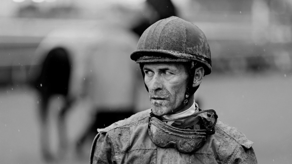 Star jockey Gary Stevens returned to the sport before last year's Kentucky Derby and is targeting a fourth win in the prestigious race on Candy Boy.