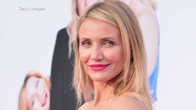 Cameron Diaz on being sexy at 40
