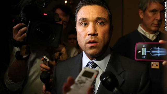Rep. Grimm facing criminal charges