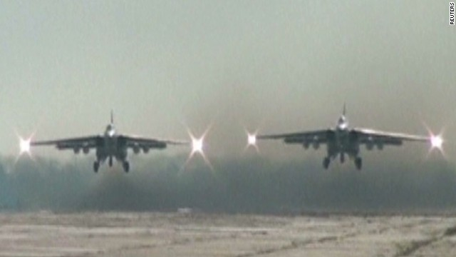 US: Russian plane enters Ukraine