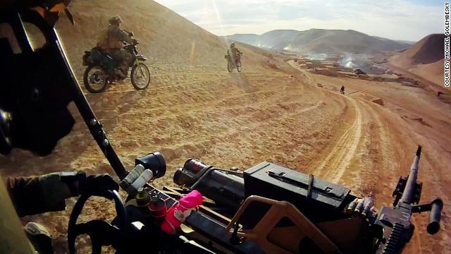 Marine Corps Motorcycle Gangs In Afghanistan Cnn Com