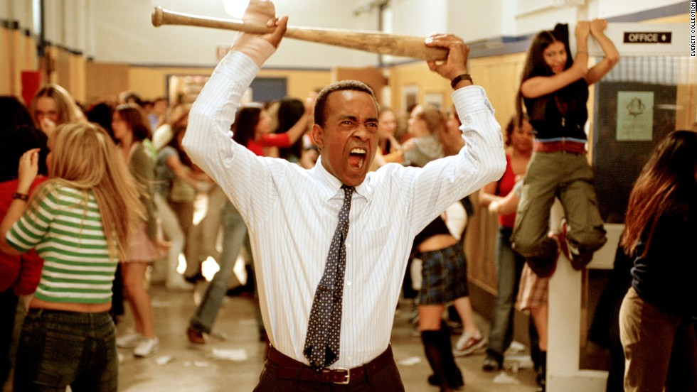 Tim Meadows has a bad case of carpal tunnel and the hots for Ms. Norbury as the school's principal, Mr. Duvall.