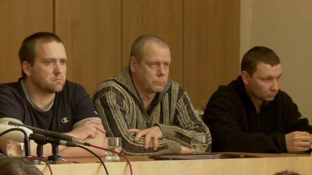 Observers detained in eastern Ukraine