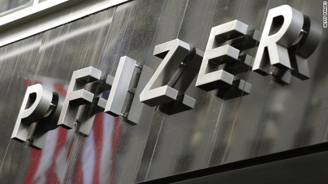 Pfizer ramps up merger frenzy