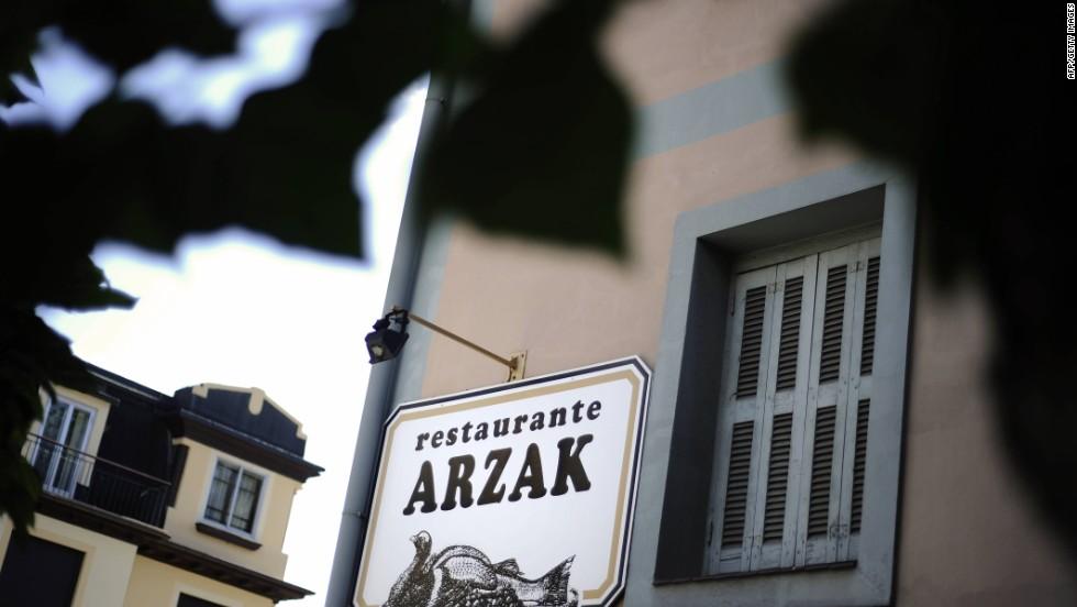 The second San Sebastian restaurant to make the list, Arzak serves classic Basque dishes with random surprises.