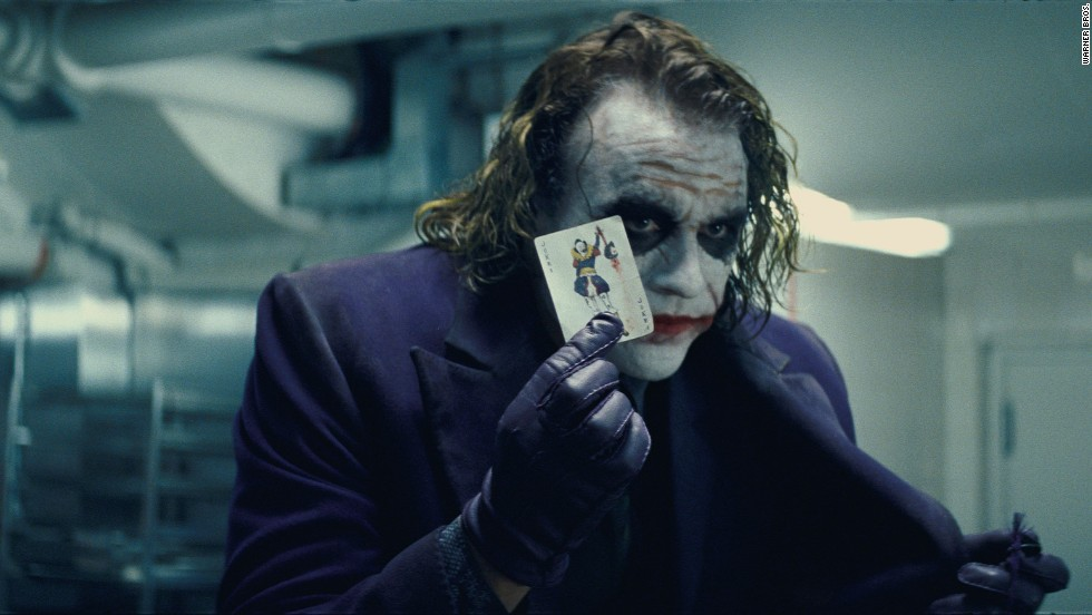 "The ""Movie Guide"" doesn't always agree with the consensus. ""Batman"" fans generally rate <strong>""The Dark Knight""</strong> (2008) the best of Christopher Nolan's trilogy, but not Maltin's book. ""(Heath) Ledger is a vivid Joker but his character is so sick it's difficult to derive any pleasure from watching him,"" says the review, giving the film two stars. Both ""Batman Begins"" and ""The Dark Knight Rises"" rate higher."